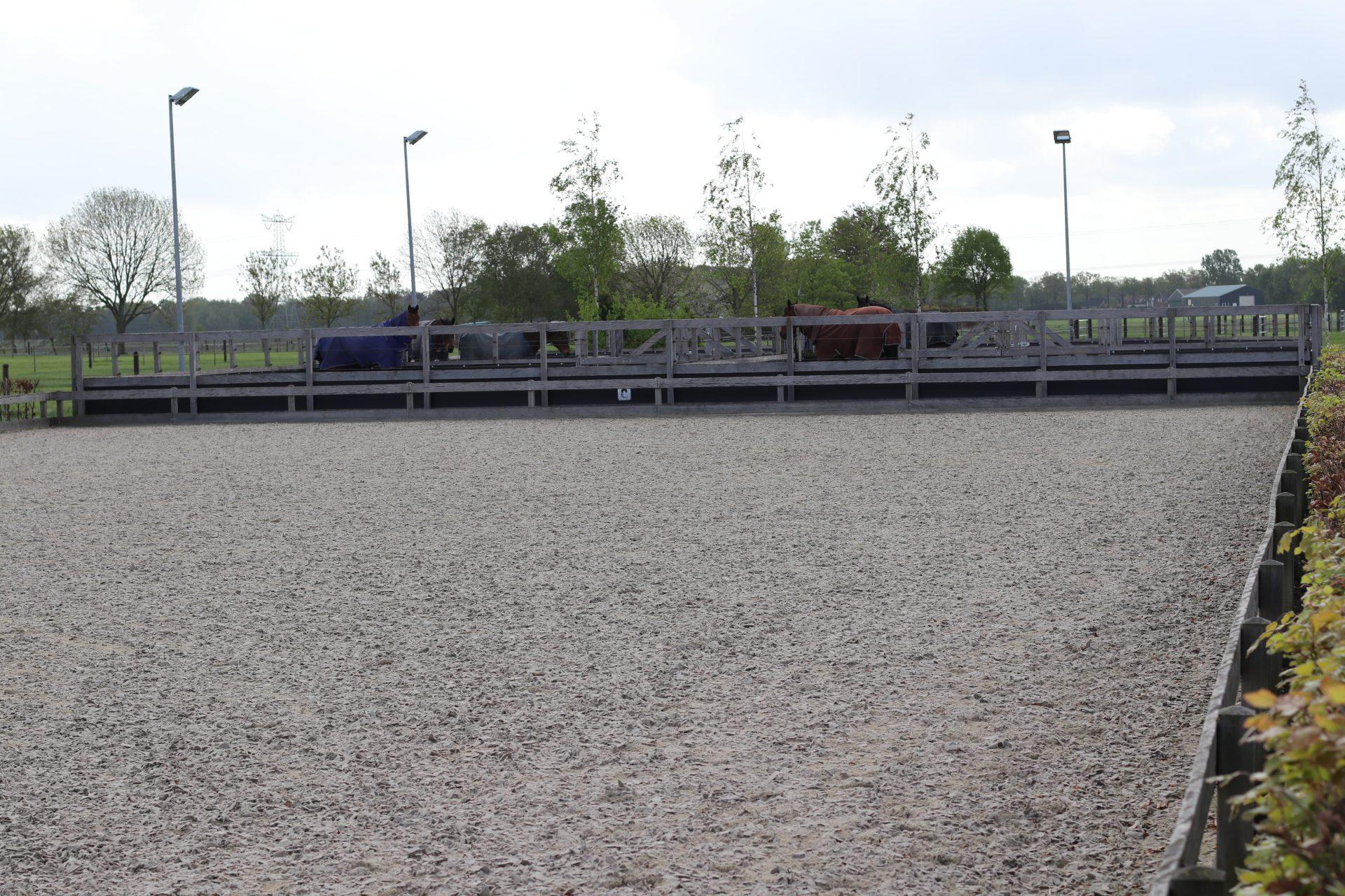 Grecon | Omheining paardenbak