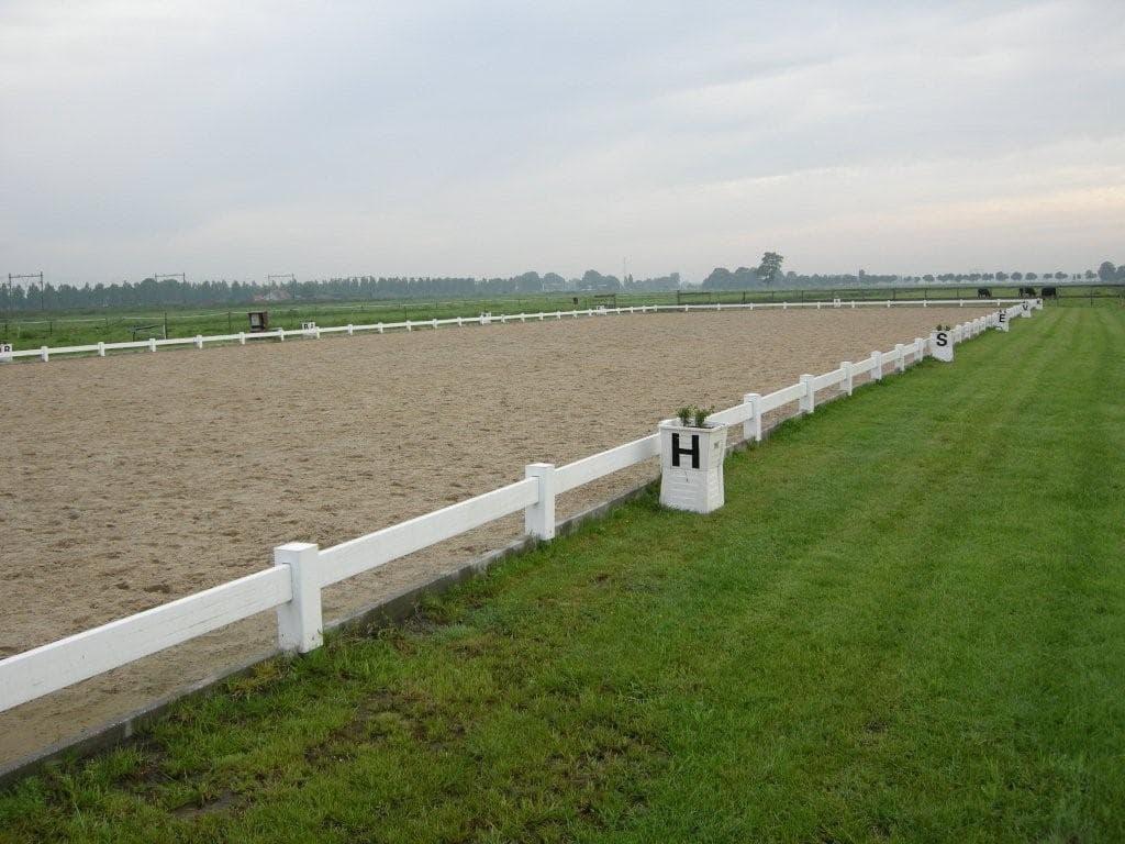 Grecon | Paardenbak omheining